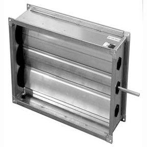 Заслонки алюминиевые VKZ(A)
